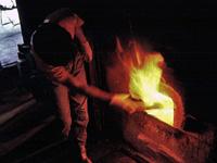 Final Firing (high temperature)