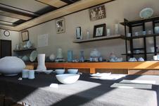 庄村健、久喜の作品展示場