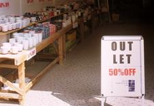 ARITA PORCELAIN LABの店舗でのみ、有田製窯のアウトレット商品をお買い求めいただけます。