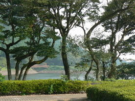 国見湖畔公園