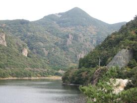 九州自然歩道 (栗木峠~黒髪山コース)