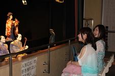 世界で唯一の磁器製からくり人形劇をご観覧いただけます。<br />有田焼の技術の結集を是非お楽しみ下さい。