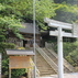 山田神社(唐船城跡)
