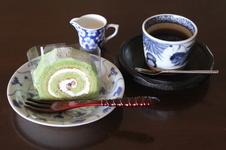 ケーキセット ¥750