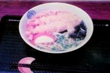 五島うどん ¥450~<br />(焼きアゴを使った本格スープ)