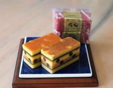 トンバイ有田<br />有田の路地裏にある、廃材・レンガを利用した「トンバイ塀」に感を得て作られたお菓子です。<br />①5ヶ入 ¥864②10ヶ入 ¥1,890