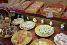 焼き菓子は、お取り合わせやセットでもお買いお求めいただけます。