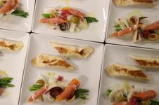 創作イタリアンランチ・ディナーコース(前菜、肉・魚料理、パスタ、デザート付き) ¥2,500~ 要予約
