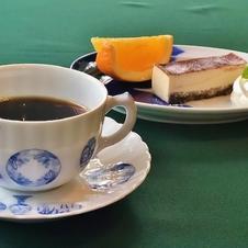 ■オプションにてコーヒー&デザートを+200円(税込)