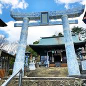 「陶山神社 磁器製鳥居」が修復され、美しく生まれ変わりました