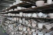 ブログ『準備の裏側』にて【有田の窯元探訪・お店訪問】をご紹介しています