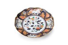琳派古伊万里様式/洒脱な筆致と色彩が織りなす優雅な様式美。