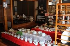 有田焼の歴史をお楽しみください。