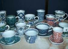 珈琲・紅茶・マグカップも多種多様。