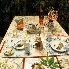 クニエダヤスエSTYLE<br/>テーブルコーディネーター、クニエダヤスエさんが愛した器の数々を集めて、素敵な食卓をご提案しています。