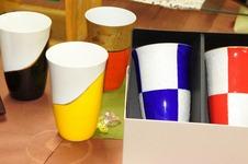 オリジナル「楽々」フリーカップ