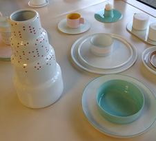 1616/S&B Color Porcelain<br />オランダ人デザイナー ショルテン&バーイングスによって日本の伝統色を再解釈し生み出された「カラーポーセリン」シリーズです。