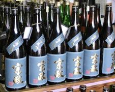 清酒宗政 純米吟醸酒-15 720ml15度<br/>九州S-1グランプリ2年連続グランプリ受賞!<br/>日本酒度-15度の甘口ながら、しっかりとした酸味と甘味のバランスが絶妙の一品です。
