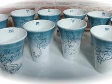 『星座カップ』<br />当店のイチオシ商品です。あなただけのカップをお探しください。