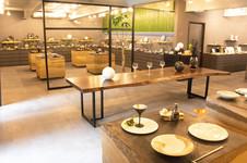 本館展示場以外にも、ホテルや旅館、飲食店向けの業務用展示場が別棟4か所にあります。