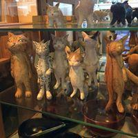猫雑貨がたくさんあるのでお楽しみください。