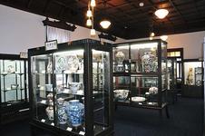 The Ceramic Antiques Hall in the Arita Head Office
