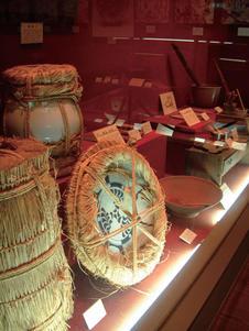 昔の道具も多く展示されています。