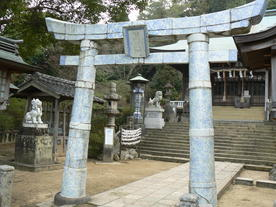Touzan Shrine