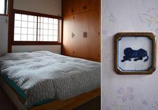お泊りいただくお部屋の広さは様々ございます。