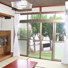 6畳の和室<br />